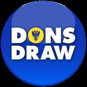 Dons Draw logo