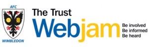 Trust Webjam logo