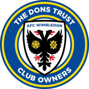 The Dons Trust AFC Wimbledon Club Owners