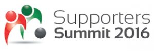 Supporters Summit logo