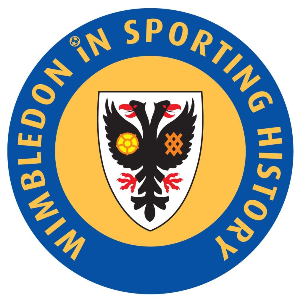 Wimbledon in Sporting History logo