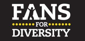 Fans for Diversity logo