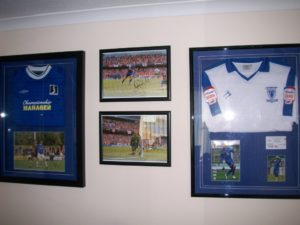 John Lynch's Wombles' Shrine