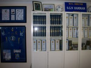John Lynch's Wombles Shrine